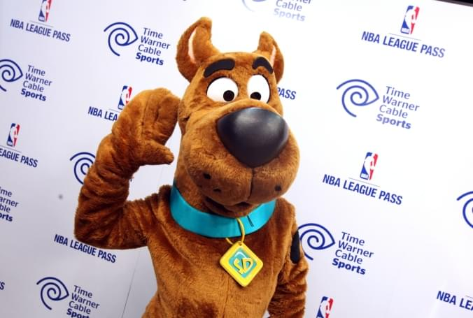 Scooby-Doo hitting the stage! | Kevin Machado |