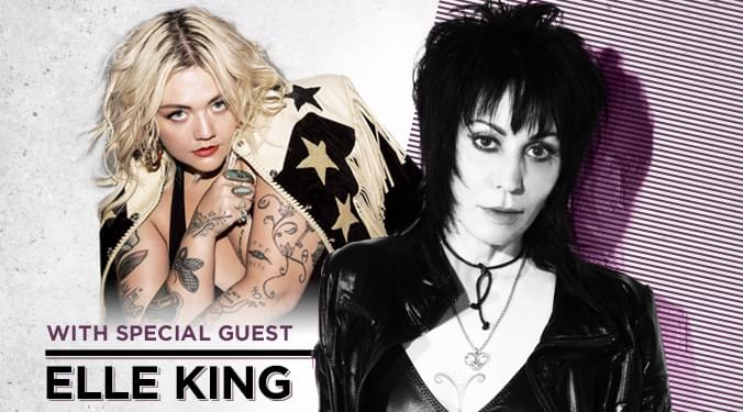 Joan Jett and the Blackhearts with Elle King