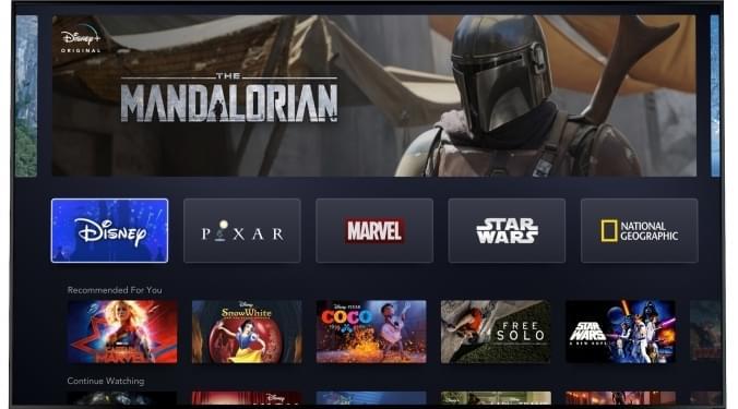 Disney Going After Netflix | Donna D |