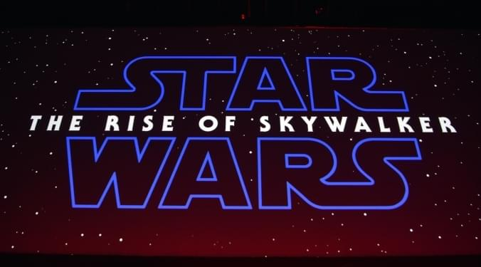 Skywalker trailer released | Vic Slick |