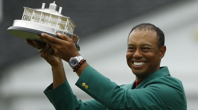 Tiger Returns To His Throne | Donna D |