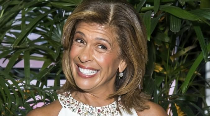 It's a girl for Hoda! | Vic Slick |