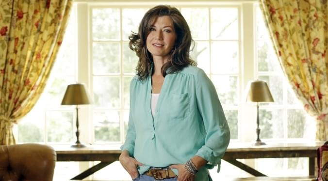 """Amy Grant's """"baby"""" is now married! 