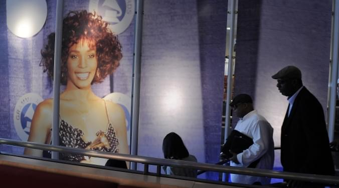 Whitney Houston Hologram tour in the works | Kevin Machado |