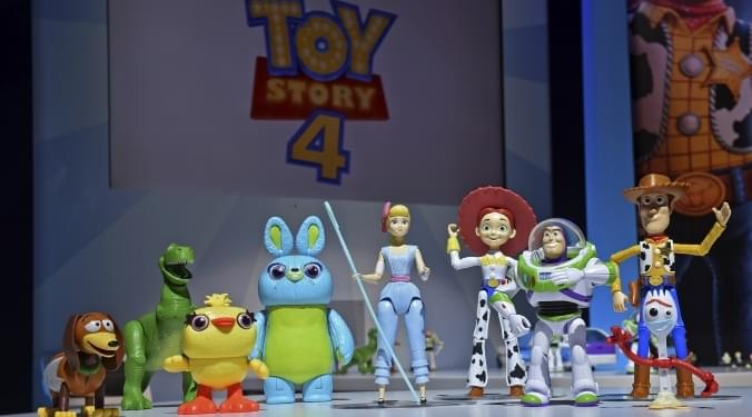 New Toy Story 4 trailer released | Vic Slick |