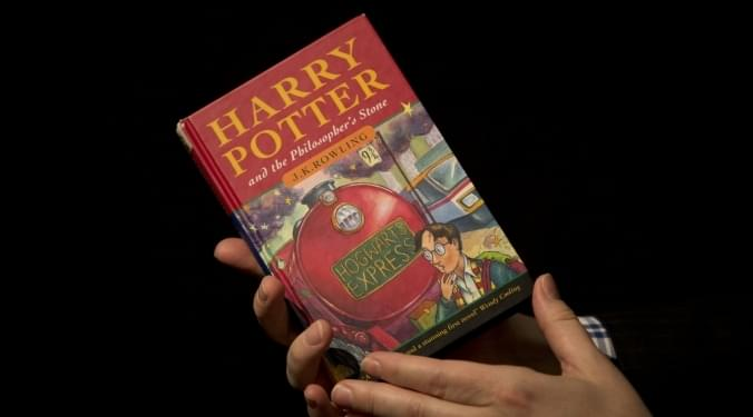 Harry Potter E-books to be released | Vic Slick |