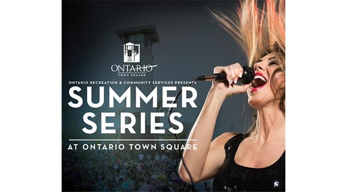 Ontario Town Square Summer Concert