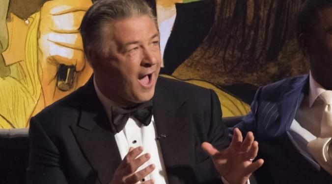 Tables Turned on Alec Baldwin | Cindy Davis |