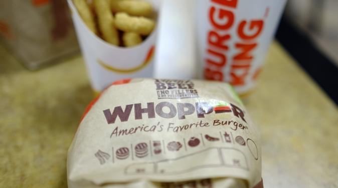 Burger King releases 'Stranger Things' Whopper | Vic Slick |