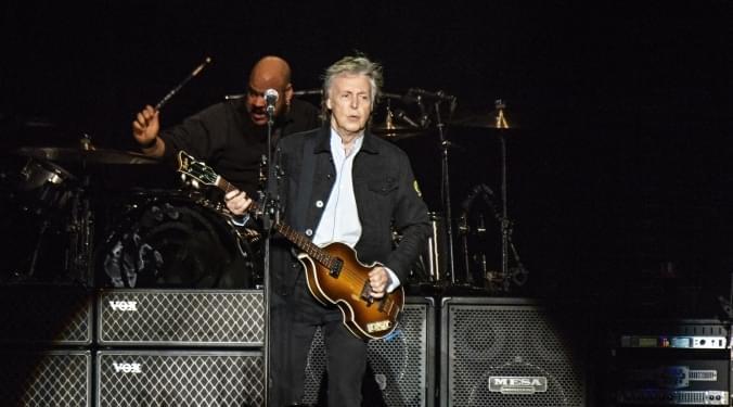 McCartney is NFL owner | Vic Slick |