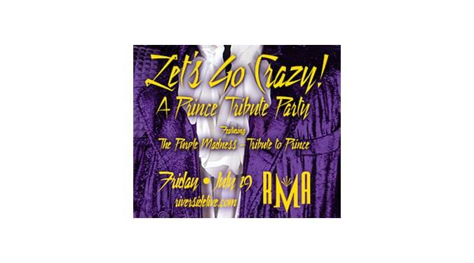 Purple Madness : a Prince Tribute Band