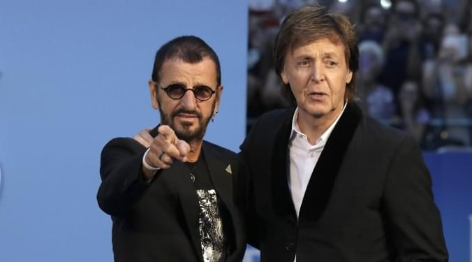 Paul and Ringo Come Together | Donna D |