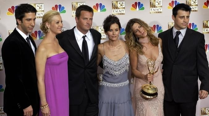 Friends Headed To The Silver Screen | Donna D |