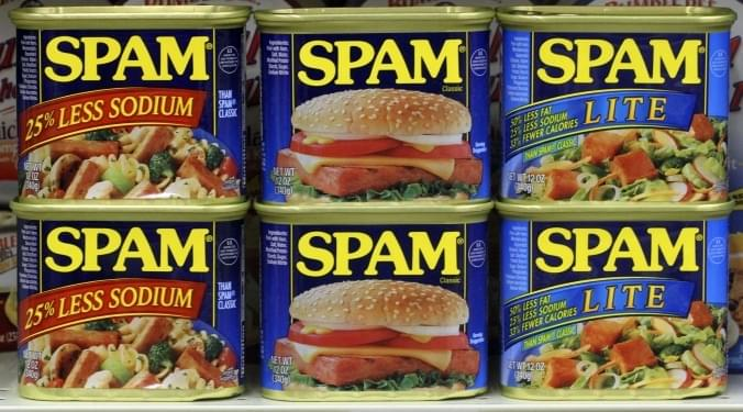 Spicy Spam? | Vic Slick |