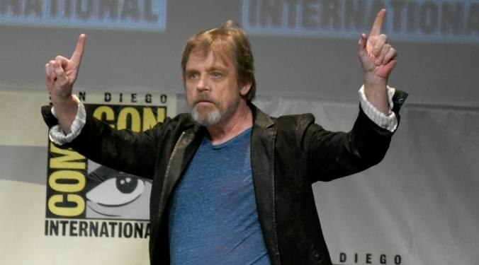 Skywalker Selfies Cause Padawan Pandemonium | Donna D |