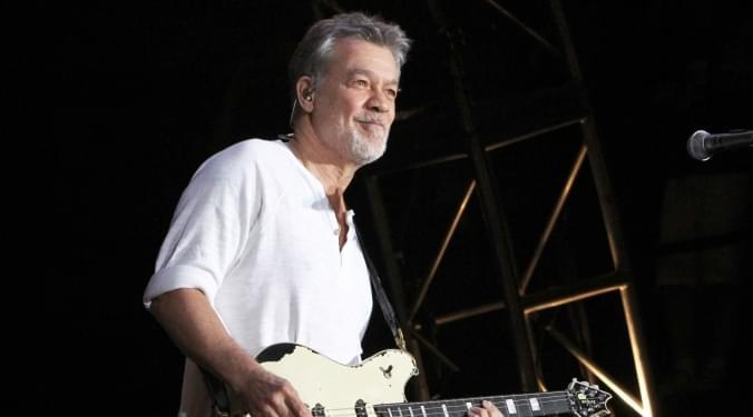 Eddie Van Halen Battling Throat Cancer | Donna D |