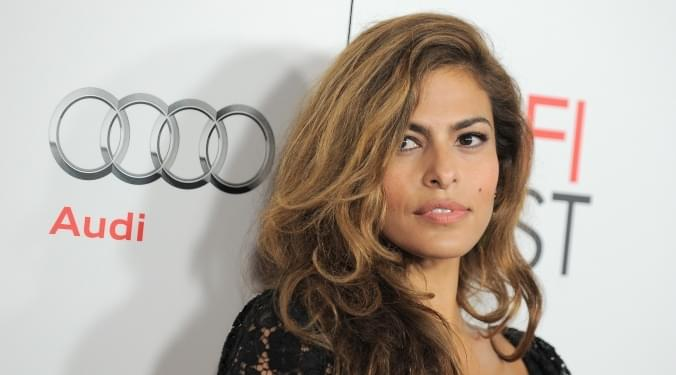 Eva Mendes shares beauty tip | Kevin Machado |