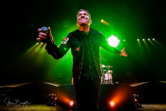 FRANK-O'S NEW MUSIC STASH ON 3/8: SHINEDOWN