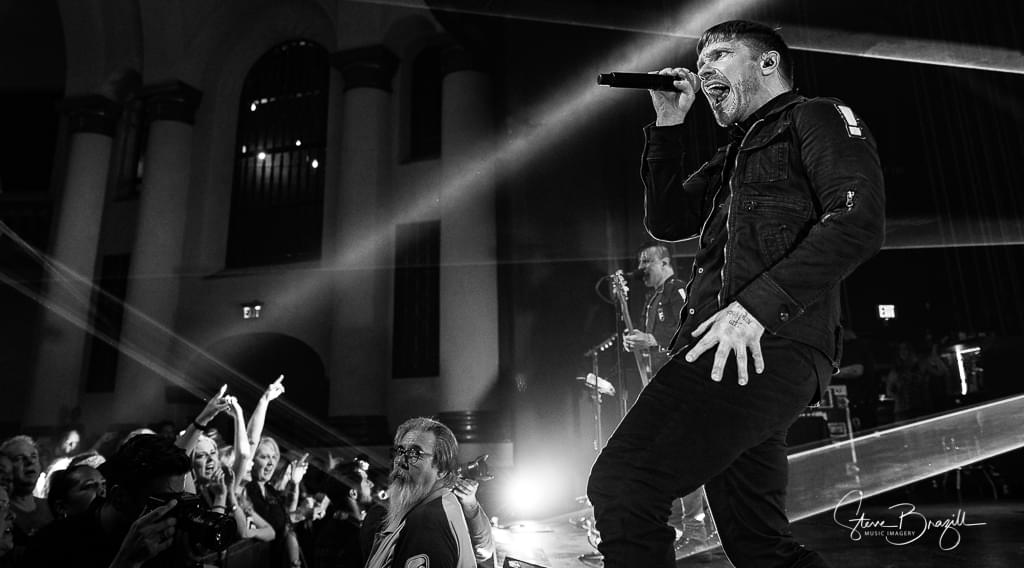Shinedown at the RMA – Photos