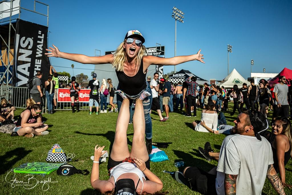 e682ea3dac37 Last Thursday at the Fairplex in Pomona was the first day of the 2018 Vans  Warped Tour
