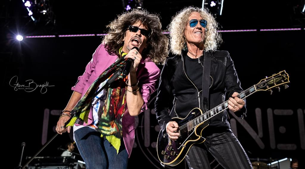 Foreigner, Whitesnake, & Jason Bonham's Led Zeppelin Evening