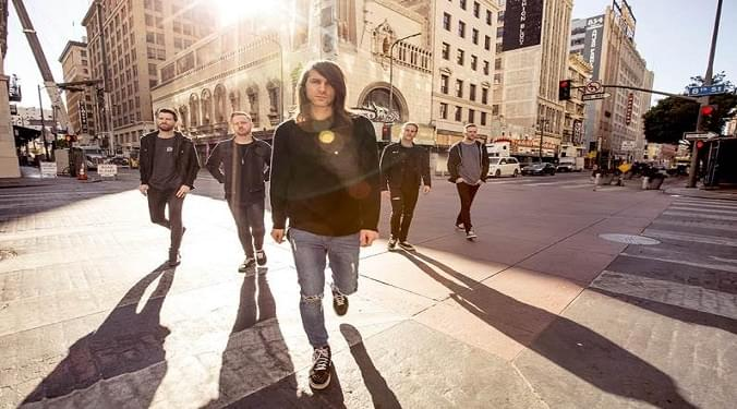 (LISTEN) Bless The Fall singer Beau Bokan talks to Mike Z-Wired In The Empire
