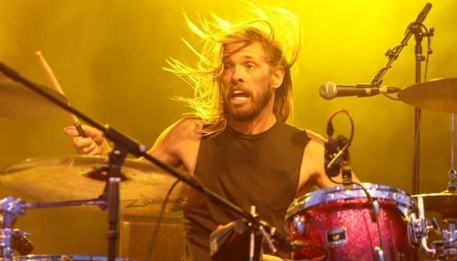 (Listen) Foo Fighters Drummer Taylor Hawkins |Patrick & 4orty|