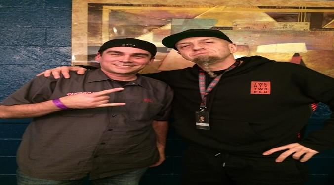 (LISTEN) System Of A Down's Shavo Odadjian talks to Mike Z-Wired In The Empire