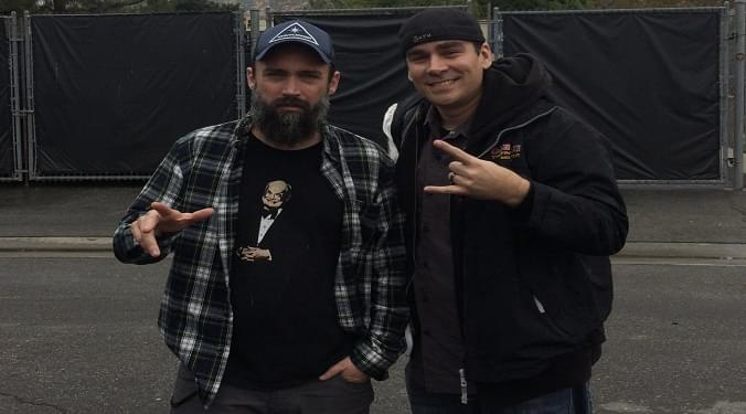 (LISTEN) Neil Fallon of Clutch talks to Mike Z-Wired In The Empire