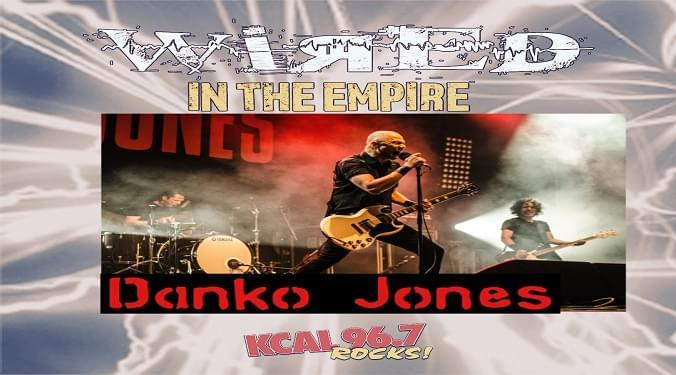 (LISTEN) Danko Jones talks to Mike Z-Wired In The Empire