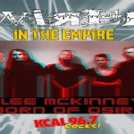 (LISTEN) Born Of Osiris guitarist Lee McKinney talks to Mike Z-Wired In The Empire