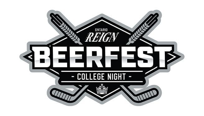 Ontario Reign Beer Fest