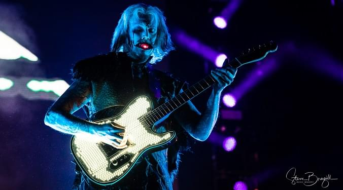 (LISTEN) Rob Zombie guitarist John 5 talks to Mike Z-Wired In The Empire