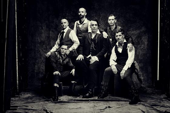FRANK-O'S NEW MUSIC STASH ON 3/28: RAMMSTEIN