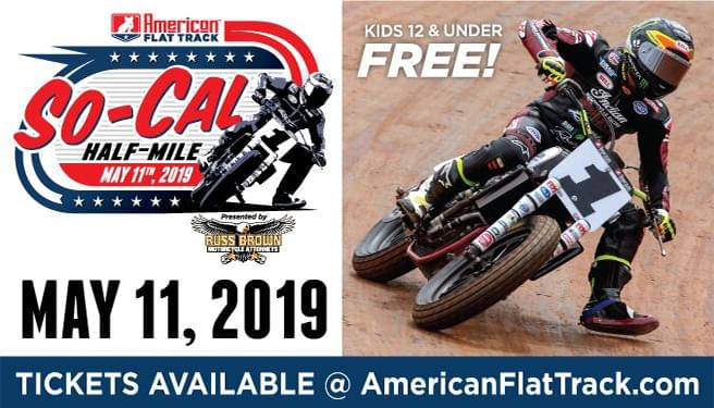 American Flat Track May 11th