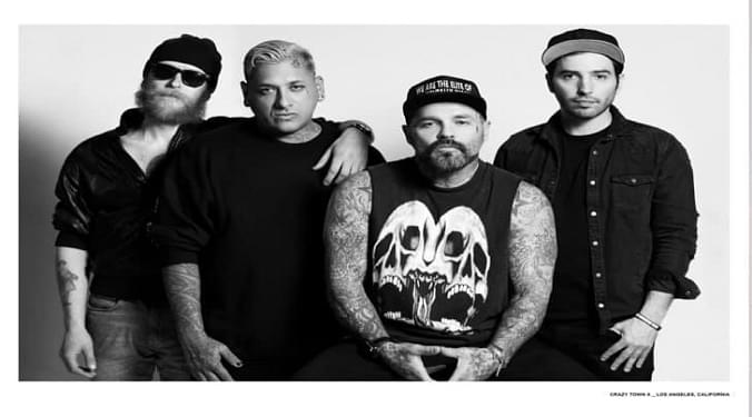 (LISTEN) Crazy Town's Shifty Shellshock talks to Mike Z-Wired In The Empire