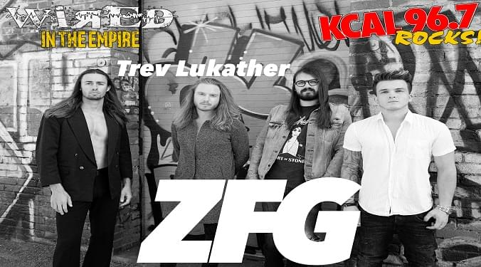 (LISTEN) ZFG guitarist Trev Lukather talks to Mike Z-Wired In The Empire