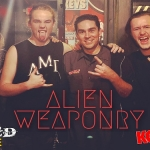 (LISTEN) New Zealand's Alien Weaponry talks to Mike Z-Wired In The Empire