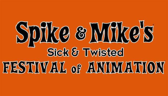 Sick & Twisted Festival of Animation