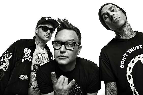 FRANK-O'S NEW MUSIC STASH ON 5/15: BLINK 182