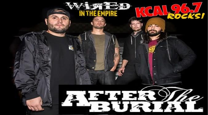 (LISTEN) After The Burial singer Anthony Notarmaso talks to Mike Z-Wired In The Empire
