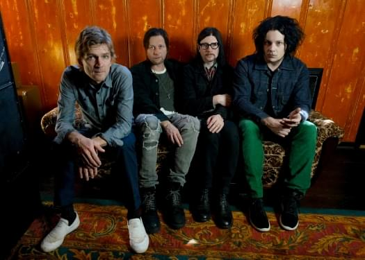 FRANK-O'S NEW MUSIC STASH ON 5/21: THE RACONTEURS