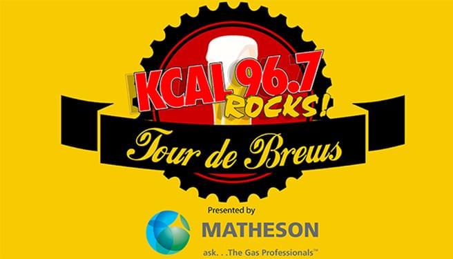 Tour De Brews: 3 Iron Brewing Company