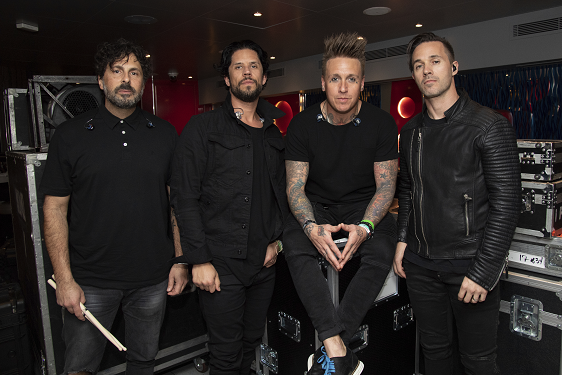 FRANK-O'S NEW MUSIC STASH ON 6/7: PAPA ROACH