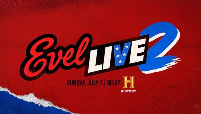 Evel Live 2 Sneek Peek