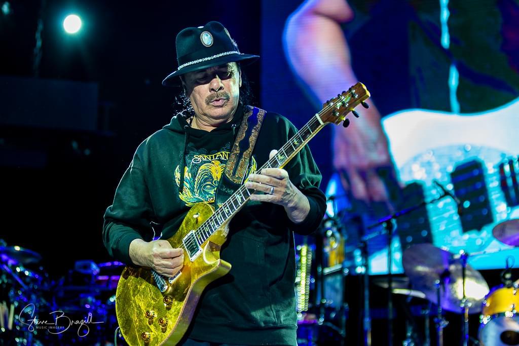 Santana & The Doobie Brothers – Photos | 96-7 KCAL Rocks!