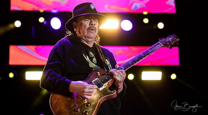 Santana & The Doobie Brothers – Photos