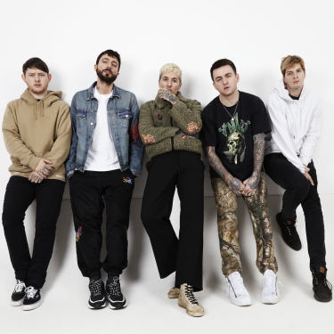 FRANK-O'S NEW MUSIC STASH ON 8/2: BRING ME THE HORIZON