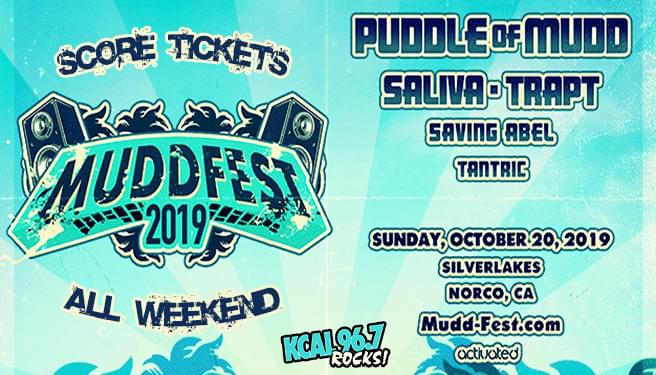 Muddfest | 96-7 KCAL Rocks!