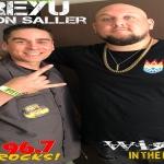 (LISTEN) Atreyu's Brandon Saller talks to Mike Z-Wired In The Empire